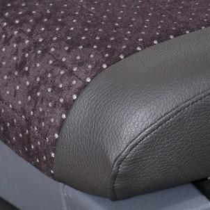 Sitzbezug MSG 90.6 PG Stoff / Kunstleder